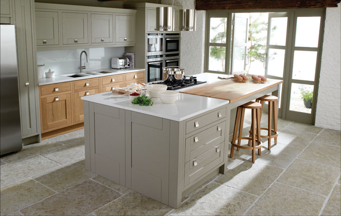 JN Kitchens & Bedrooms  Kitchen Range  Lowestoft, Suffolk