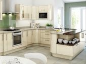 Avant Ivory Kitchen Design
