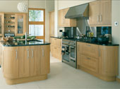Broadoak Natural Kitchen Design