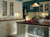Buttermilk Ivory Kitchen Design