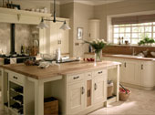 Milton Ivory Kitchen Design