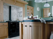 Milton Oak Kitchen Design